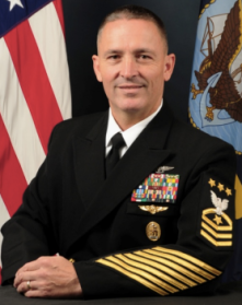 Master Chief Petty Officer Michael D. Stevens