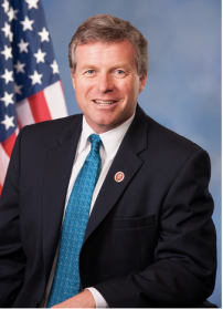 Rep. Charlie Dent, Chairman of the House Appropriations Subcommittee on Military Construction, Veteran Affairs and Related Agencies