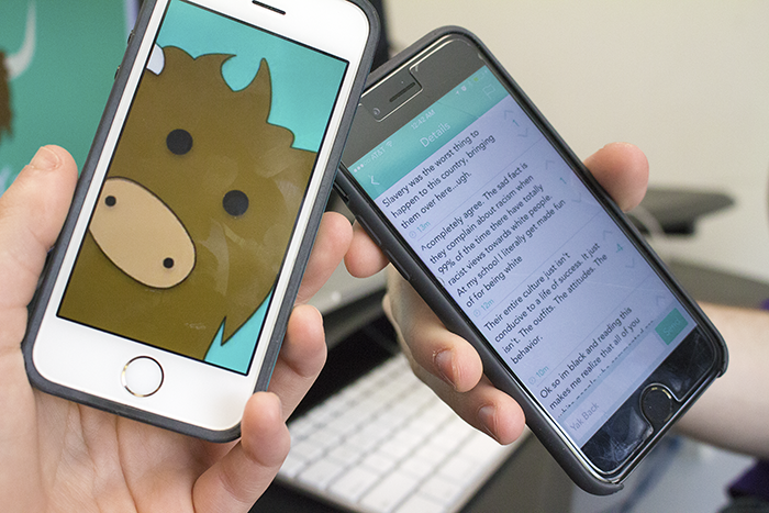 Yik Yak, under attack – District